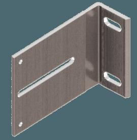 кронштейн несущий фасадный алюминиевый кронштейн